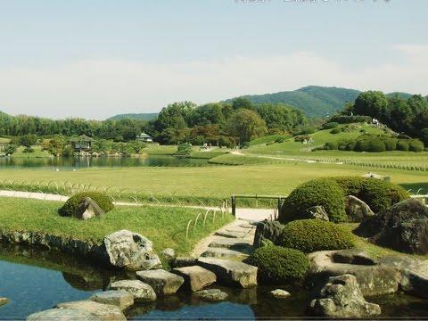 Guide of Okayama Korakuen 04 <Majesty>