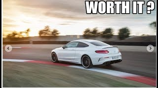 Trading for the 2019 Mercedes AMG C63s ?