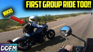 Nikki's First Time Riding Out of Town / Nikki's Adventures Ep. 12