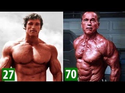 Arnold Schwarzenegger früher und heute (2017) - YouTube Arnold Schwarzenegger
