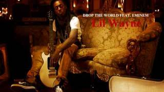 Lil Wayne  - Drop The World [INSTRUMENTAL] [NO HOOK]