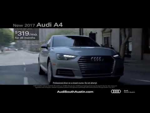 Audi South Austin October TV Commercial YouTube - Audi south austin