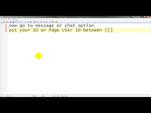 How Create Own Facebook Chat Emotions 2013