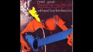 David Bowie - Ragazzo Solo, Ragazza Sola (full-length stereo version)