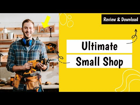 Ultimate Small Shop Review, PDF Book / Guide Download