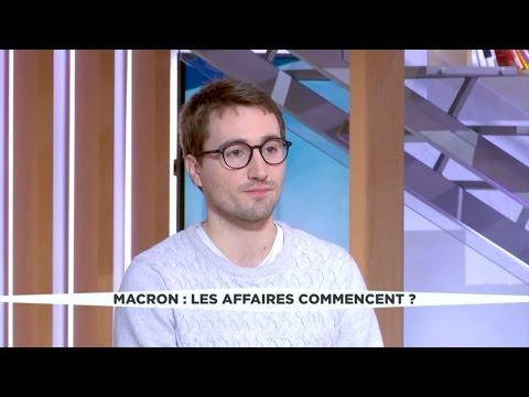 MACRON PORTE LES IDÉES DE LA COMMISSION EUROPÉENNE - Le Bon Sens