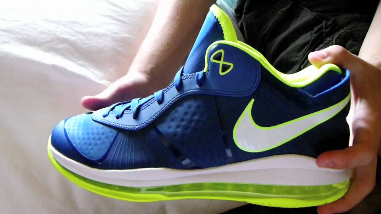 new style cb9cf 4ee03 Nike LeBron 8 V2 Low