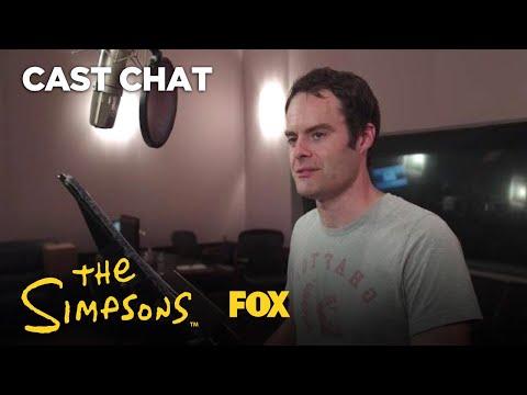 Bill Hader Guest Stars | Season 29 | THE SIMPSONS