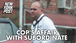 Married cop got rookie subordinate pregnant — and didn't break any NYPD rules | New York Post