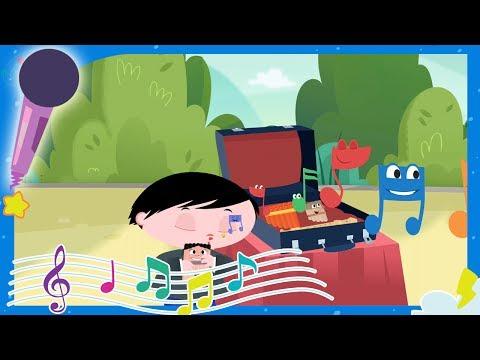 O Show da Luna! Do Ré Mi Flauta #Clipe com Letra 33