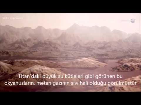 Satürn'ün Uydusu Titan Hakkında Etkileyici Bilgiler