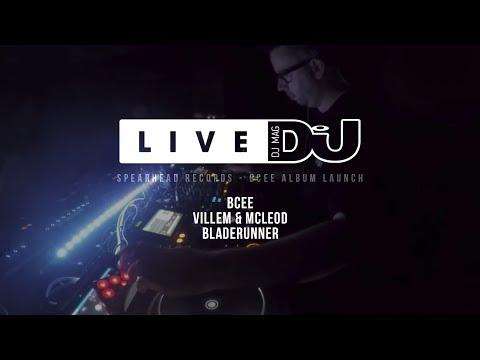 DJ Mag Live Present Spearhead Records - BCee Album Launch