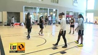 AROUND TULSA: Behind-the-scenes with the Tulsa Shock