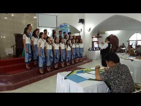 Paduan suara Gerakan Pemuda GPIB Pengharapan Cibinong