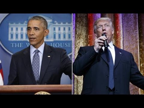 In Presidential Transition, Diverging Rhetoric on Russia