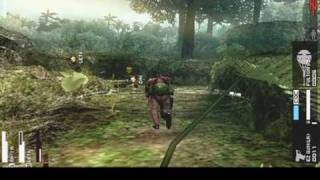 Gameplay Trailer: METAL GEAR SOLID: PEACE WALKER for Sony PSP
