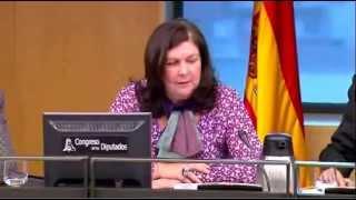 Carmen Librero contradice en sede parlamentaria las declaraciones de sus subordinados