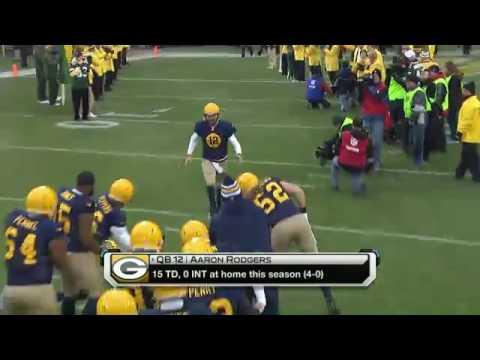 Eagles @ Packers 2014 (Week Eleven)