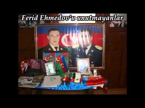 MÜBARİZ İBRAHİMOV , FERİD EHMEDOV & RAMİL SEFEROV ANISINA
