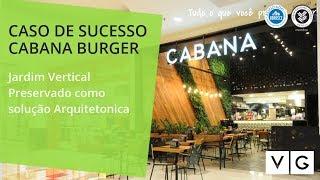 Arquitetura de Restaurante - Jardim Vertical como Solução - Vertical Garden
