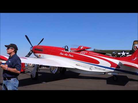 2017 Reno Air Race Unlimited Gold Race-Strega vs Voodoo