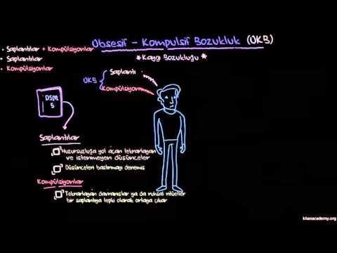 Obsesif Kompulsif Bozukluk (Takıntı Hastalığı) (Sağlık: Akıl Sağlığı) (Psikoloji / Akıl Sağlığı)