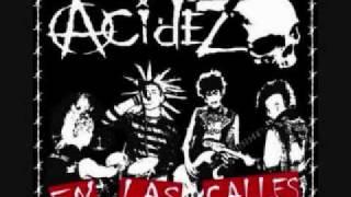 Acidez - En Las Calles