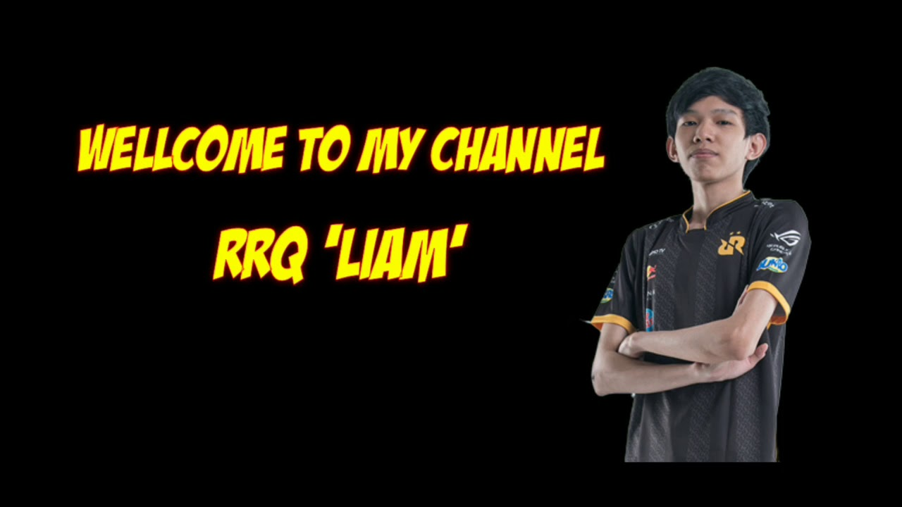 WELLCOME TO MY CHANNEL 'LIAM'