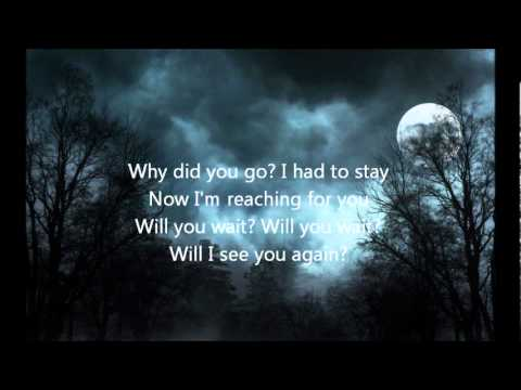 Hymn for the Missing - Red Lyrics