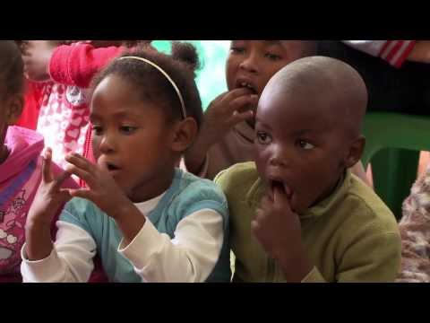 Building a Future for South Africa - Philippi Children's Centre 2013