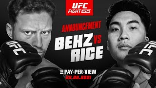 Behzinga vs Ricegum Fight Announcement