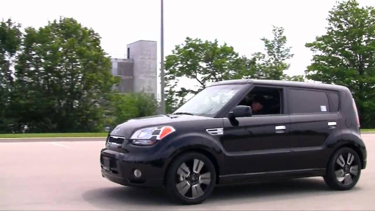 2010 Kia Soul Hamster Commercial Spoof Black Sheep Video ...