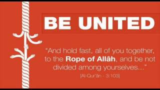 Holding the Rope of Allah
