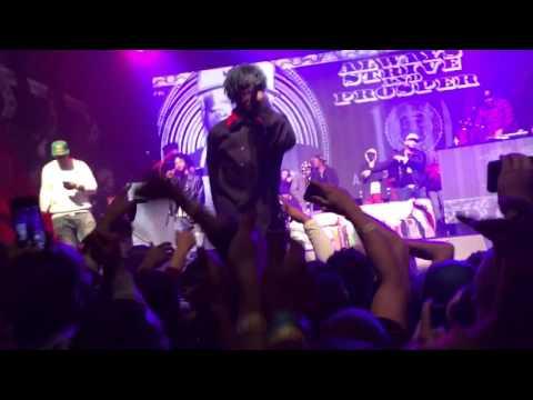 Lil Uzi Vert- Super Sayan Trunks Live NYC...