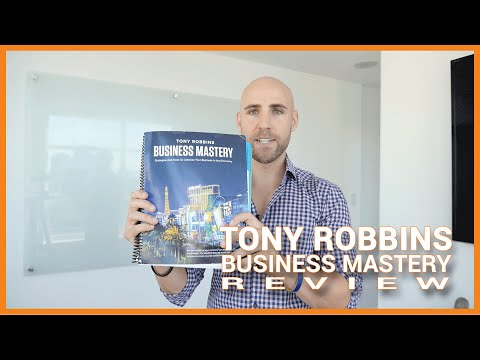 Tony Robbins Business Mastery Review: Insights & Lessons Learned