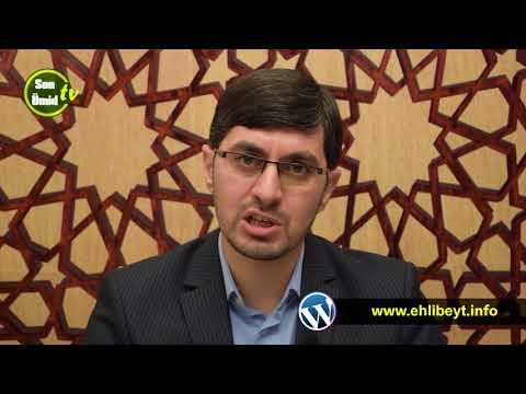 Hacı İlkin Quran elmləri 12 -ci dərs