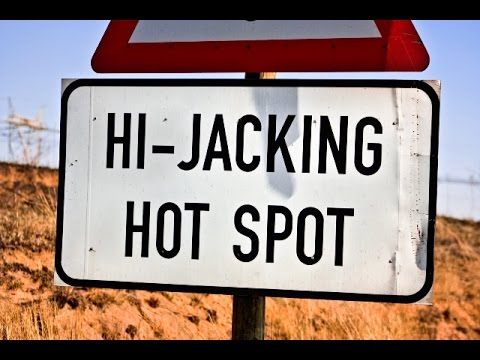 Top 30 Hijacking Hotspots In Gauteng Province