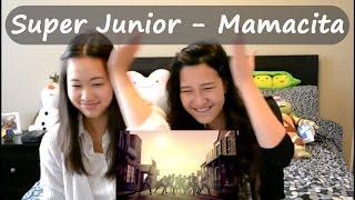 Super Junior 슈퍼주니어 - MAMACITA(아야야) MV & Drama Reaction Rextine