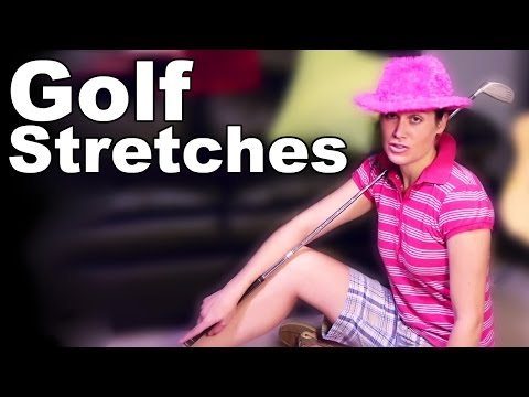 Golf Stretches & Exercises for Flexibility – Ask Doctor Jo