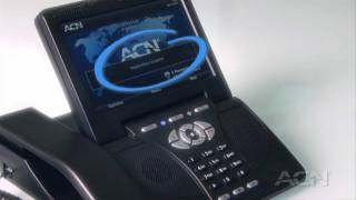 How to set up the IRIS V video phone