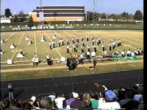 1999 Paris High School Band