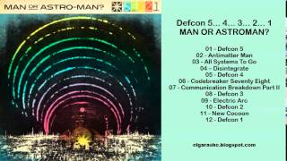 Top Tracks - Man or Astro-man?