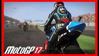 MotoGP 18 Mod   GP Aragon   VR46 Rider   GAMEPLAY