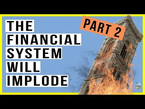The Financial System Will Implode! China and Eurozone MASSIVE RISK Taking!
