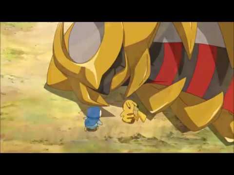 Pokemon Giratina AMV *Evil Angel*(Remake)