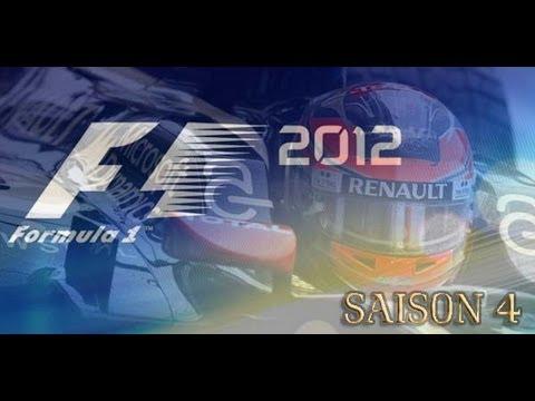 F1 2012 - Saison 4 - Course n°1 - Melbourne - Course
