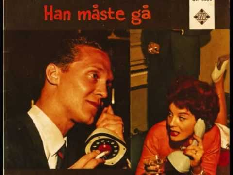 Tommy Jacobson  -  Han Måste Gå