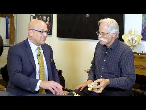 The Elasticity of the Vertebral Body with Dr. William Morgan and Dr. Stuart McGill