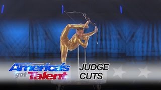 Sofie Dossi: Brilliant Performance Earns Her the Golden Buzzer