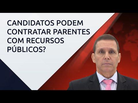 Candidatos podem contratar parentes com recursos do Fundo Eleitoral? – com prof. Fernando Capez
